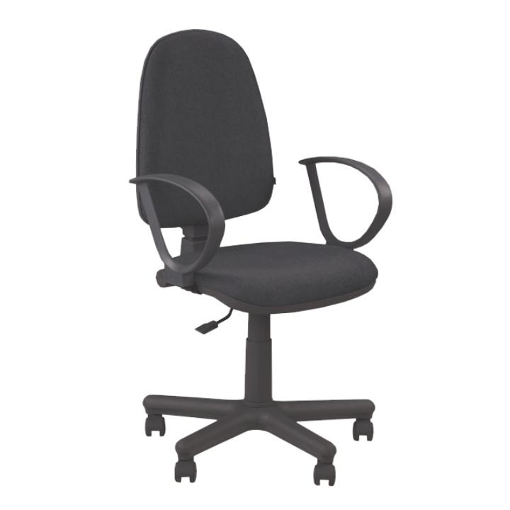 Kancelářská židle - Tempo Kondela - Jupiter GTS černá (s područkami)