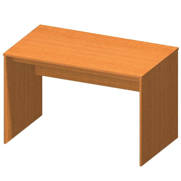 Psací stolek - Tempo Kondela - Tempo Asistent New AS 021 PI čerešňa