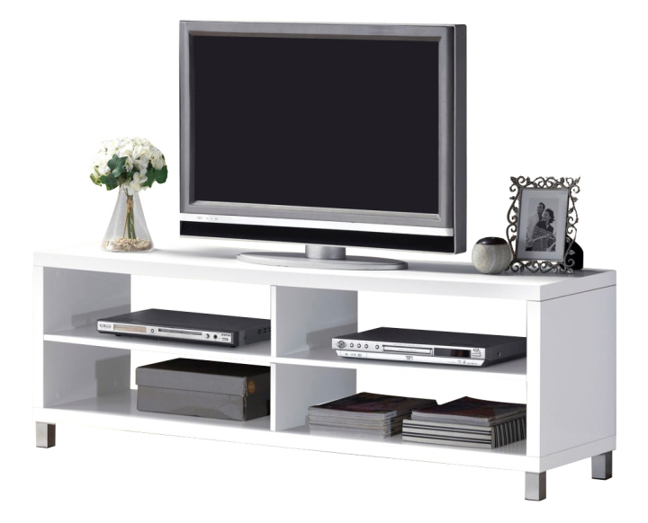 TV stolek - Tempo Kondela - Tofi New bílá TV - 30