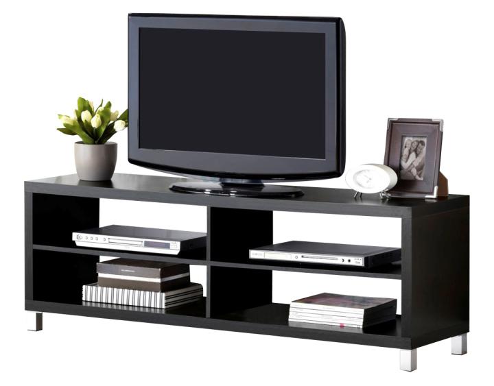 TV stolek - Tempo Kondela - Tofi New černá TV - 30
