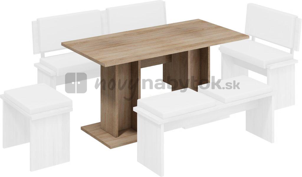 Jídelní stůl - WIP - Bond - BON- 03 ( pro 6 osob )