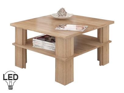 Konferenční stolek - WIP - Futura 1 (sonoma světlá)