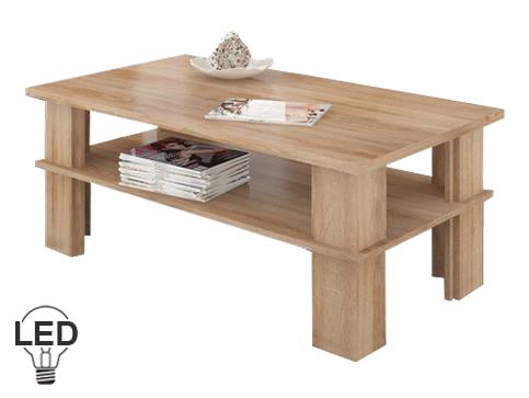 Konferenční stolek - WIP - Futura 2 (sonoma světlá)