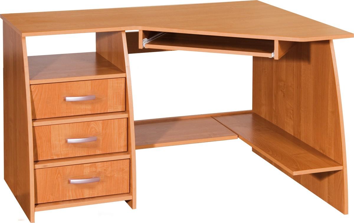 Rohový PC stolek - WIP - Sevilla 3 (L)