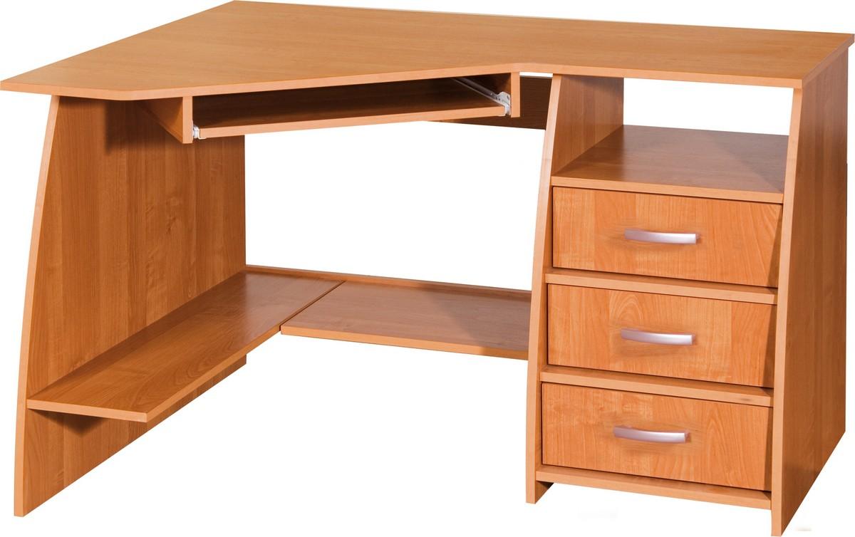 Rohový PC stolek - WIP - Sevilla 3 (P)