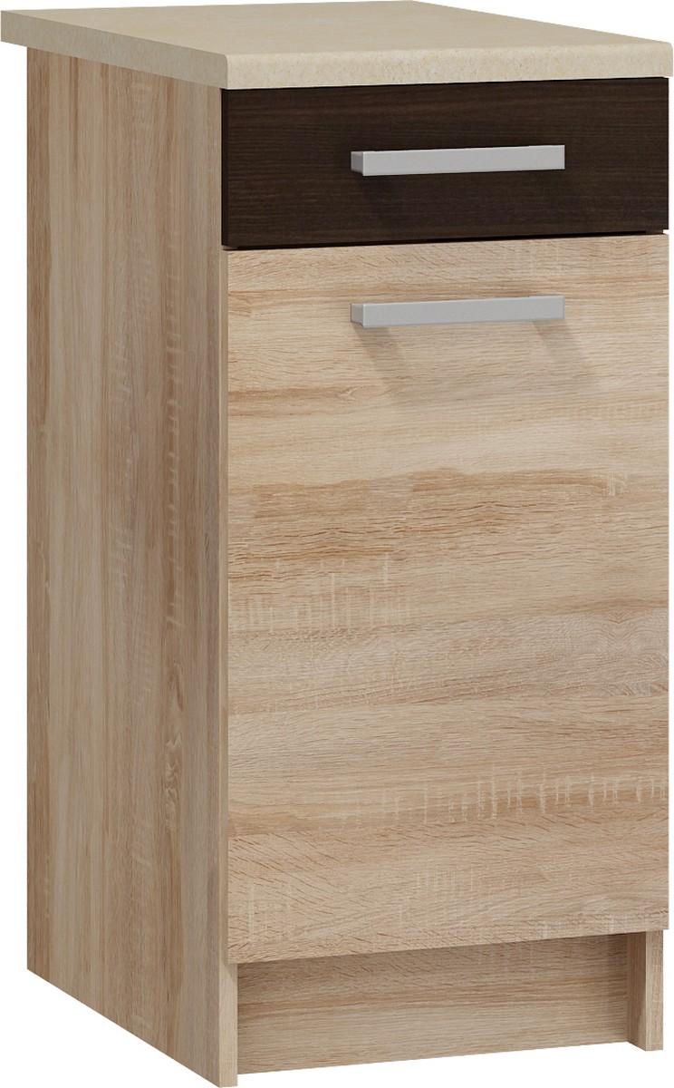Spodní kuchyňská skříňka - WIP - Polo - S40/1SZ