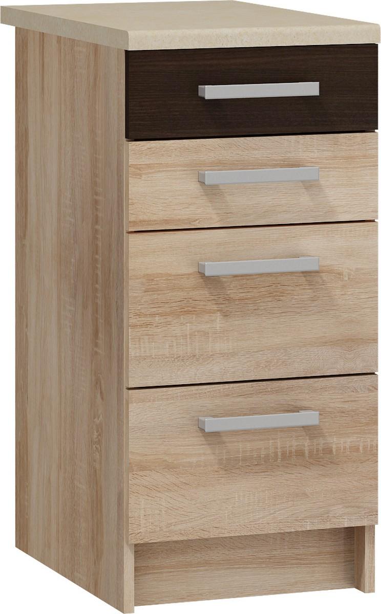 Spodní kuchyňská skříňka - WIP - Polo - S40/4SZ