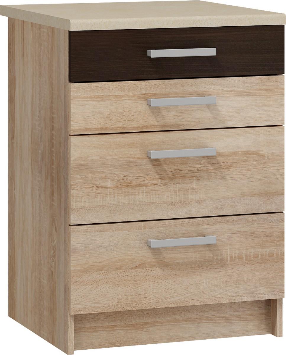 Spodní kuchyňská skříňka - WIP - Polo - S60/4SZ