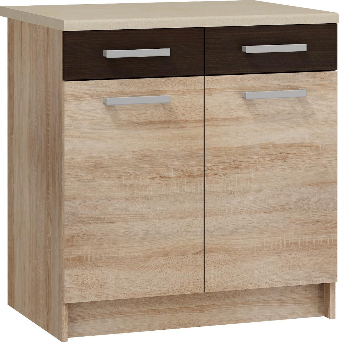 Spodní kuchyňská skříňka - WIP - Polo - S80/1SZ