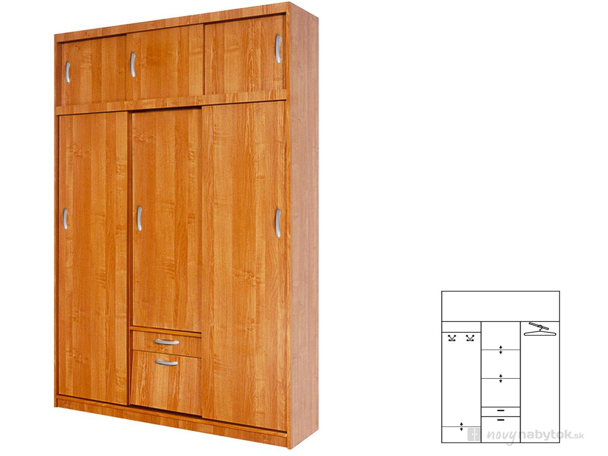 Šatní skříň - WIP - Aleksander 2
