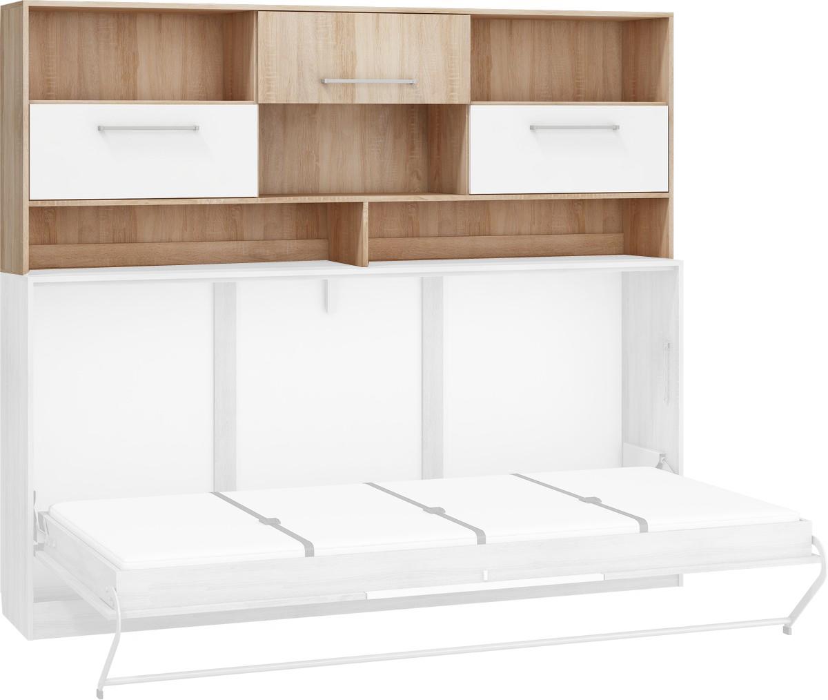 Nástavba (nad rozkládací postel) - WIP - Roger