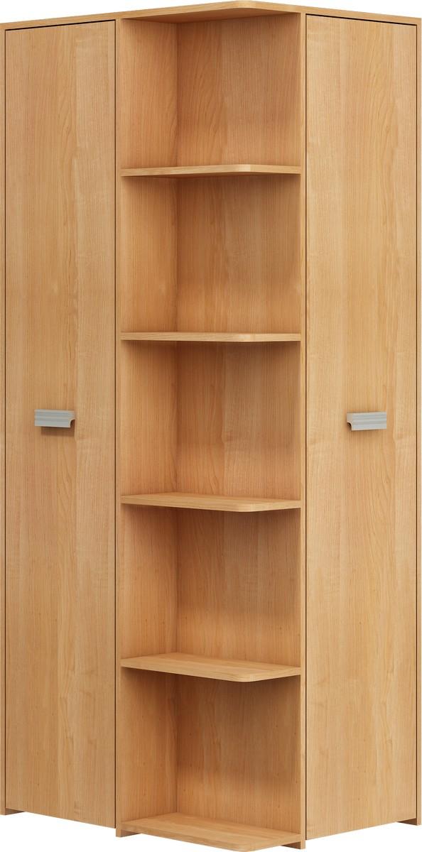 Rohová šatní skříň - WIP - Nemo