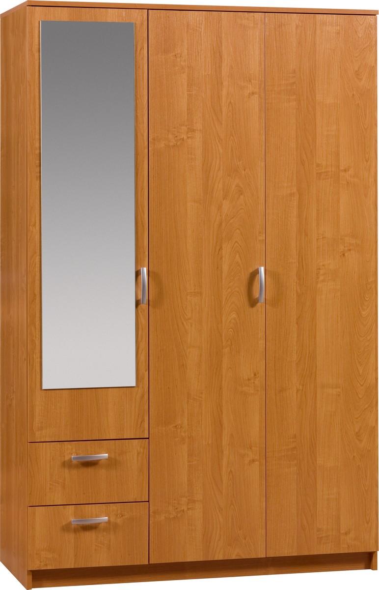 Šatní skříň - WIP - Venecja 1 (se zrcadlem)