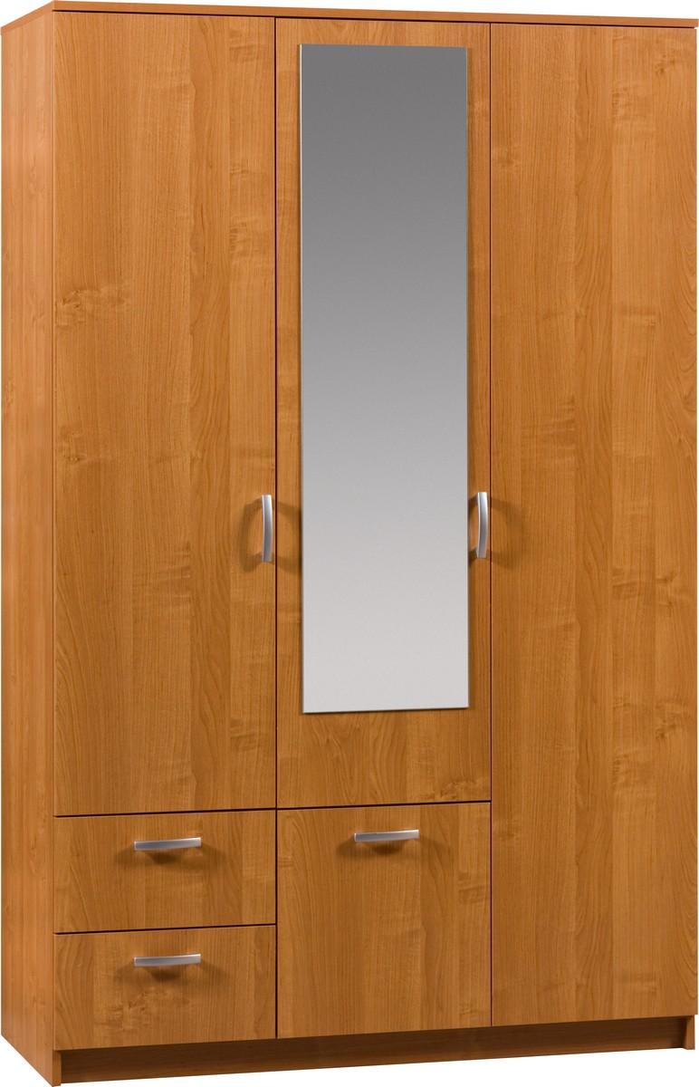 Šatní skříň - WIP - Venecja 2 (se zrcadlem)