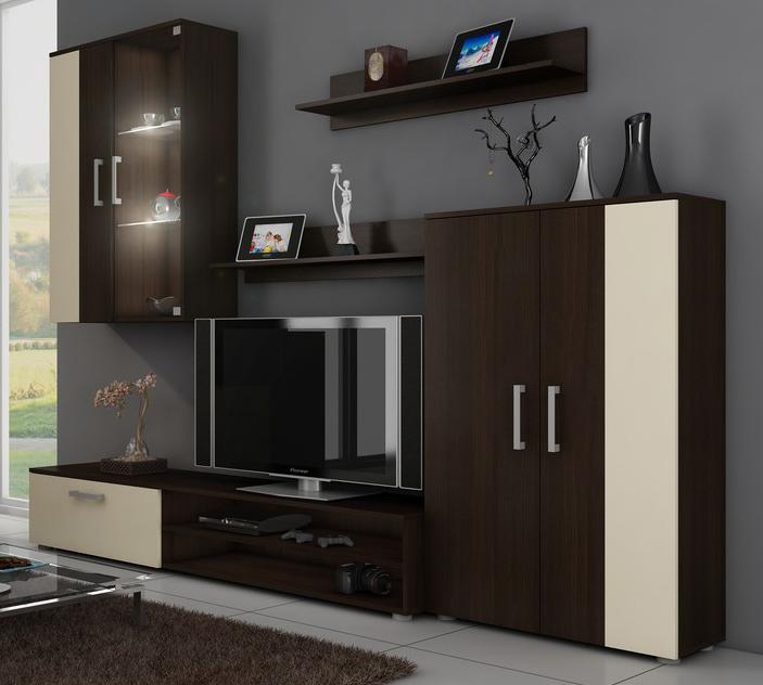 Obývací stěna - WIP - Stella 1