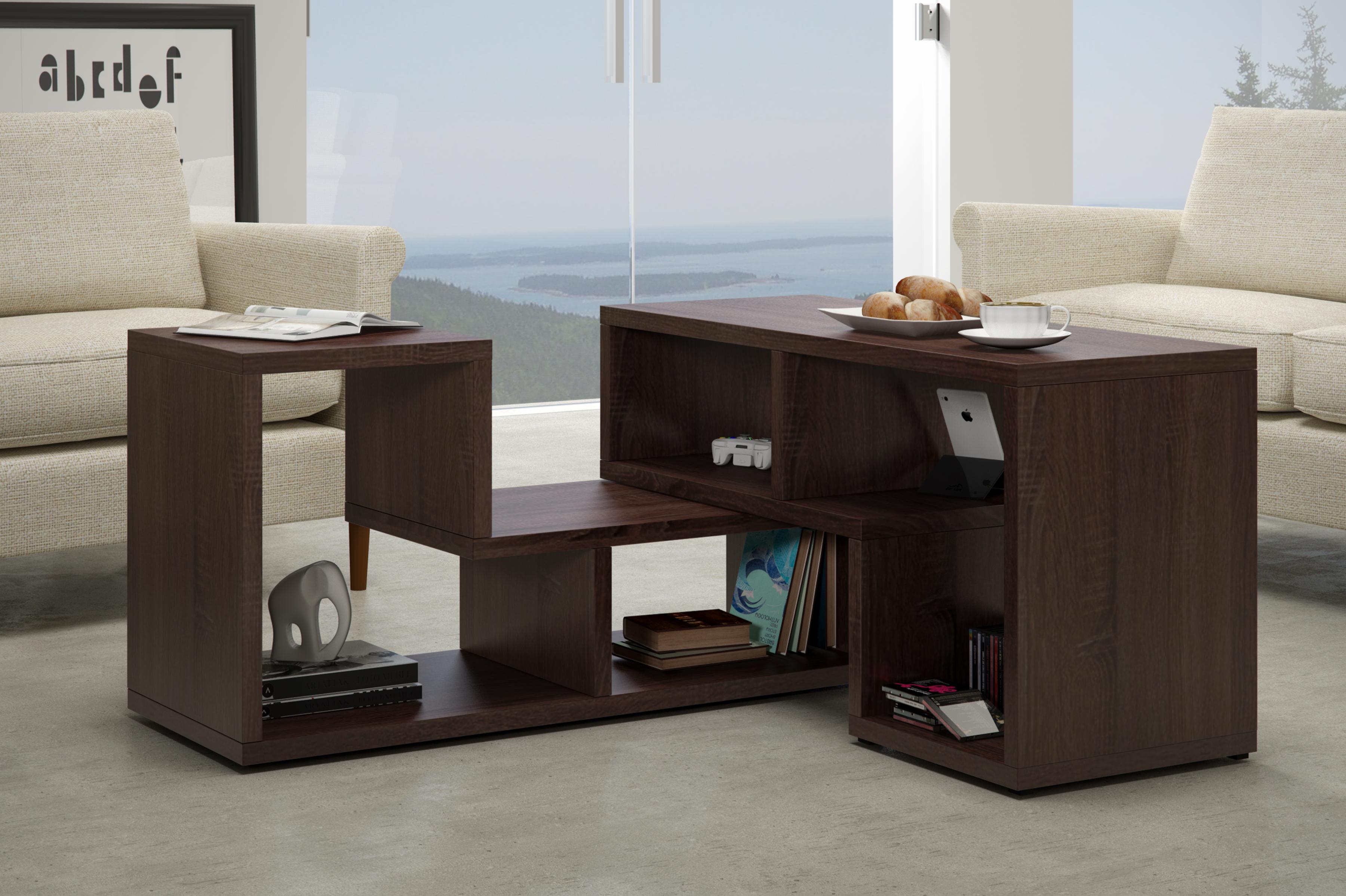 Konferenční stolek - WIP - Top dub sonoma tmavý