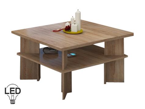 Konferenční stolek - WIP - Vectra 1 (sonoma světlá)