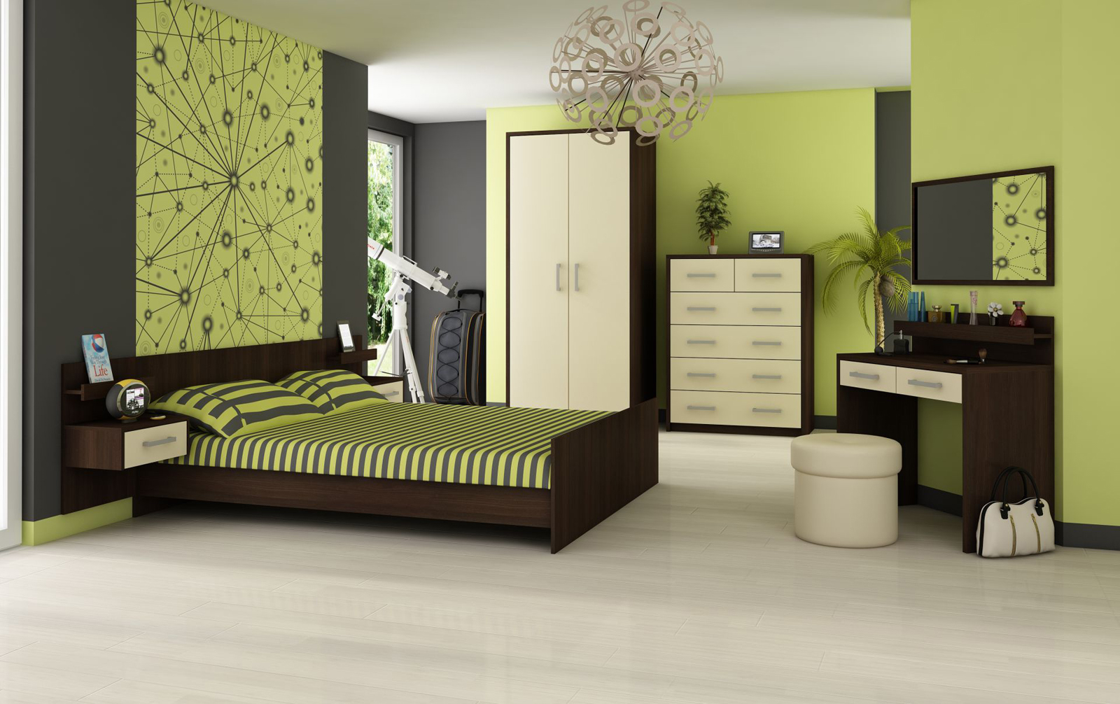 Ložnice - WIP - Vera 1