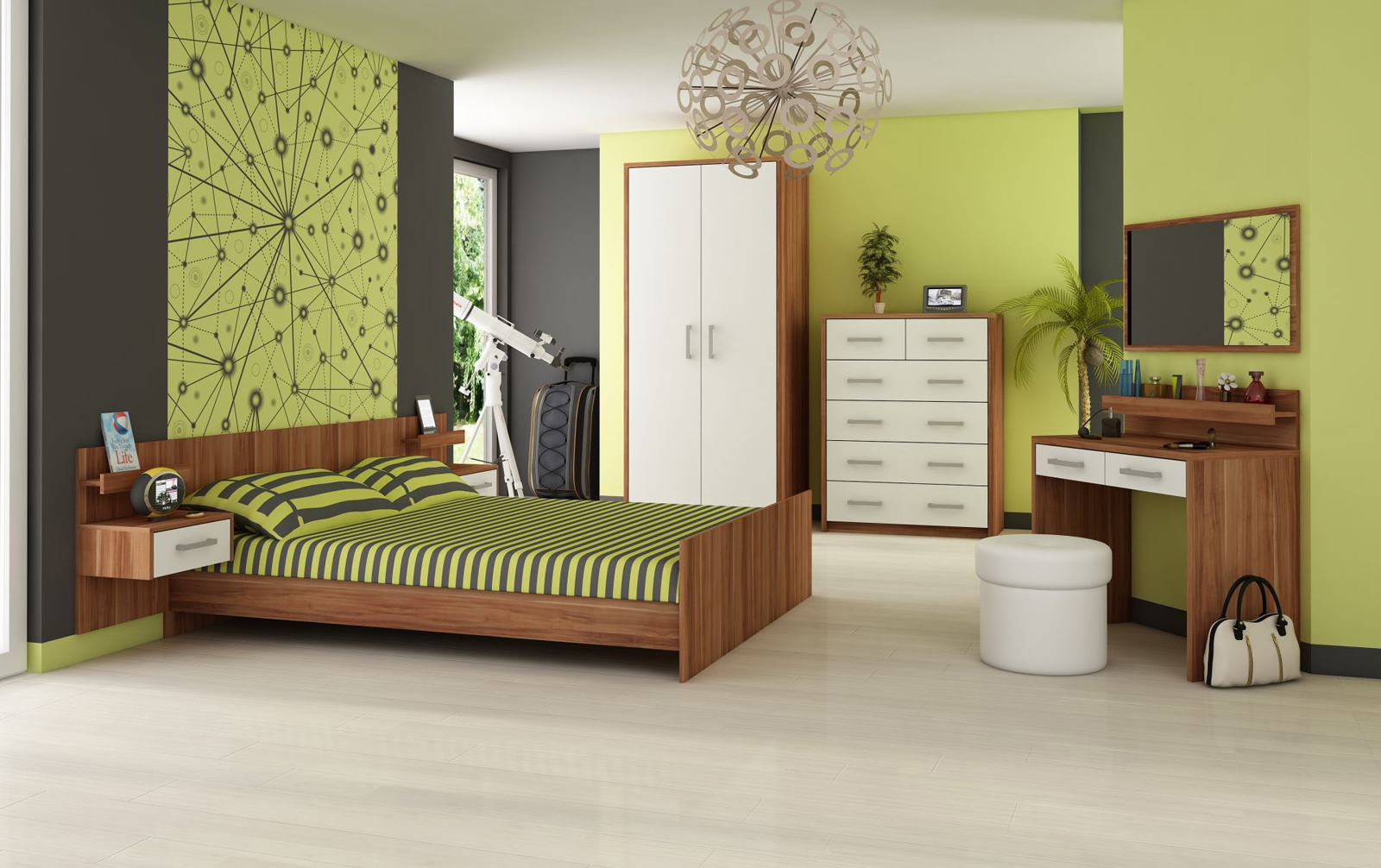 Ložnice - WIP - Vera 2
