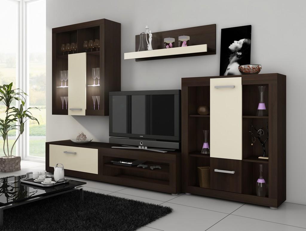 Obývací stěna - WIP - Viki 1