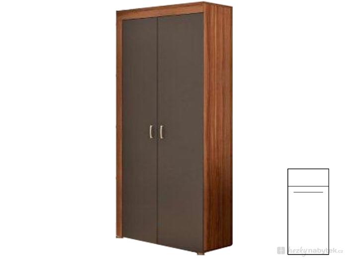 Šatní skříň - WIP - Mamba 2