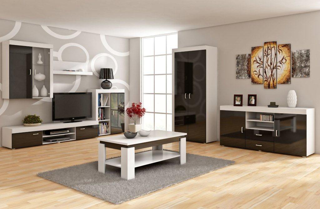 Obývací stěna - WIP - Mamba 3