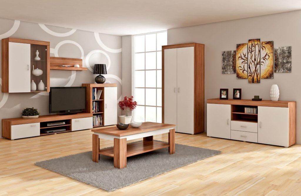 Obývací stěna - WIP - Mamba 1