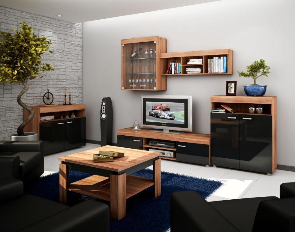 Obývací stěna - WIP - Max 2