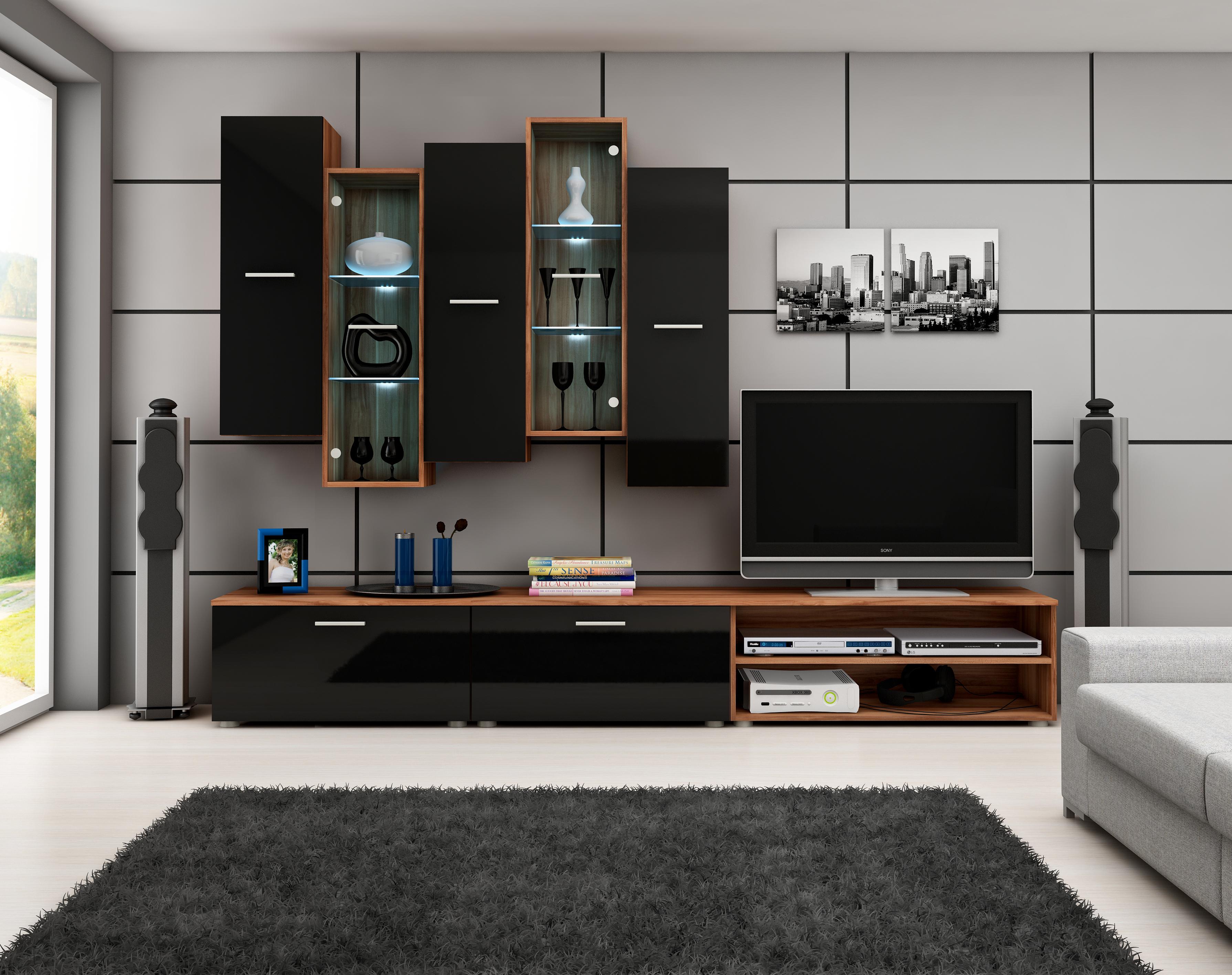 Obývací stěna - WIP - Piano 2
